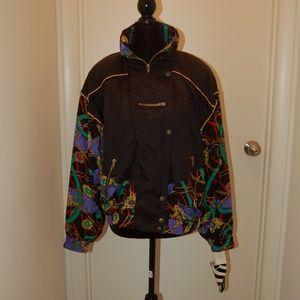 Clipper Bay Multi-Colored Jacket